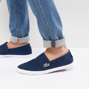 Lacoste Marice Canvas Slip-On